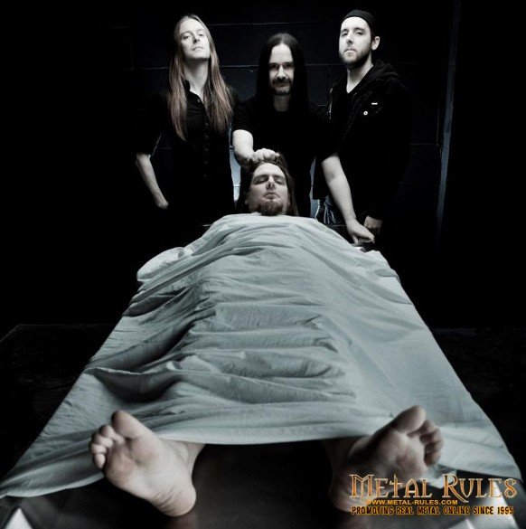 Carcass introduce new guitarist Ben Ash