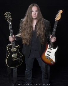 Guitarist Will Wallner