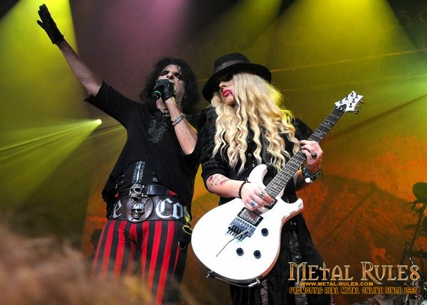 Alice and Orianthi