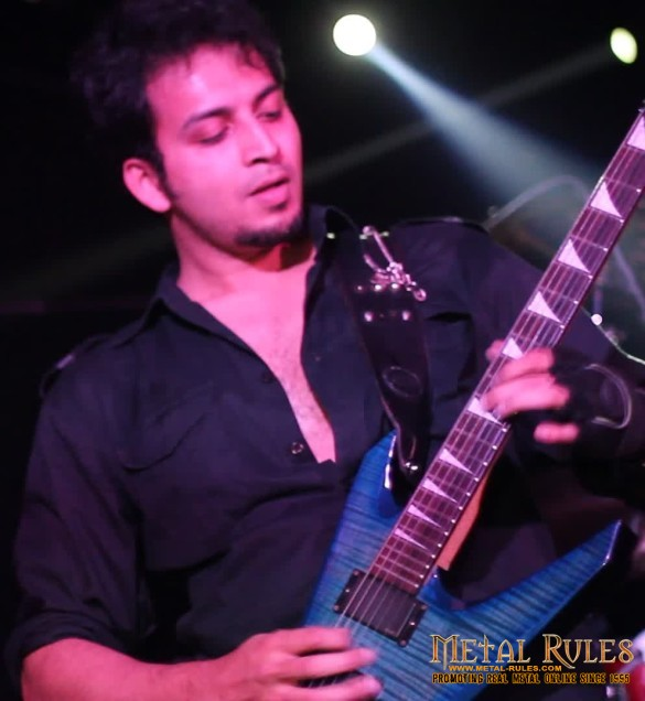Ashish Shetty - Guitars, Bass