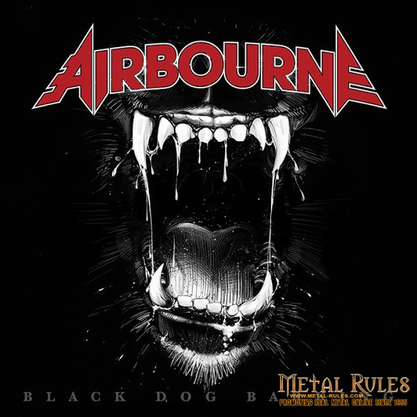 Airbourne - Black Dog Barking