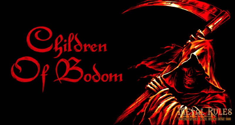 The gallery for --> Children Of Bodom Reaper Wallpaper