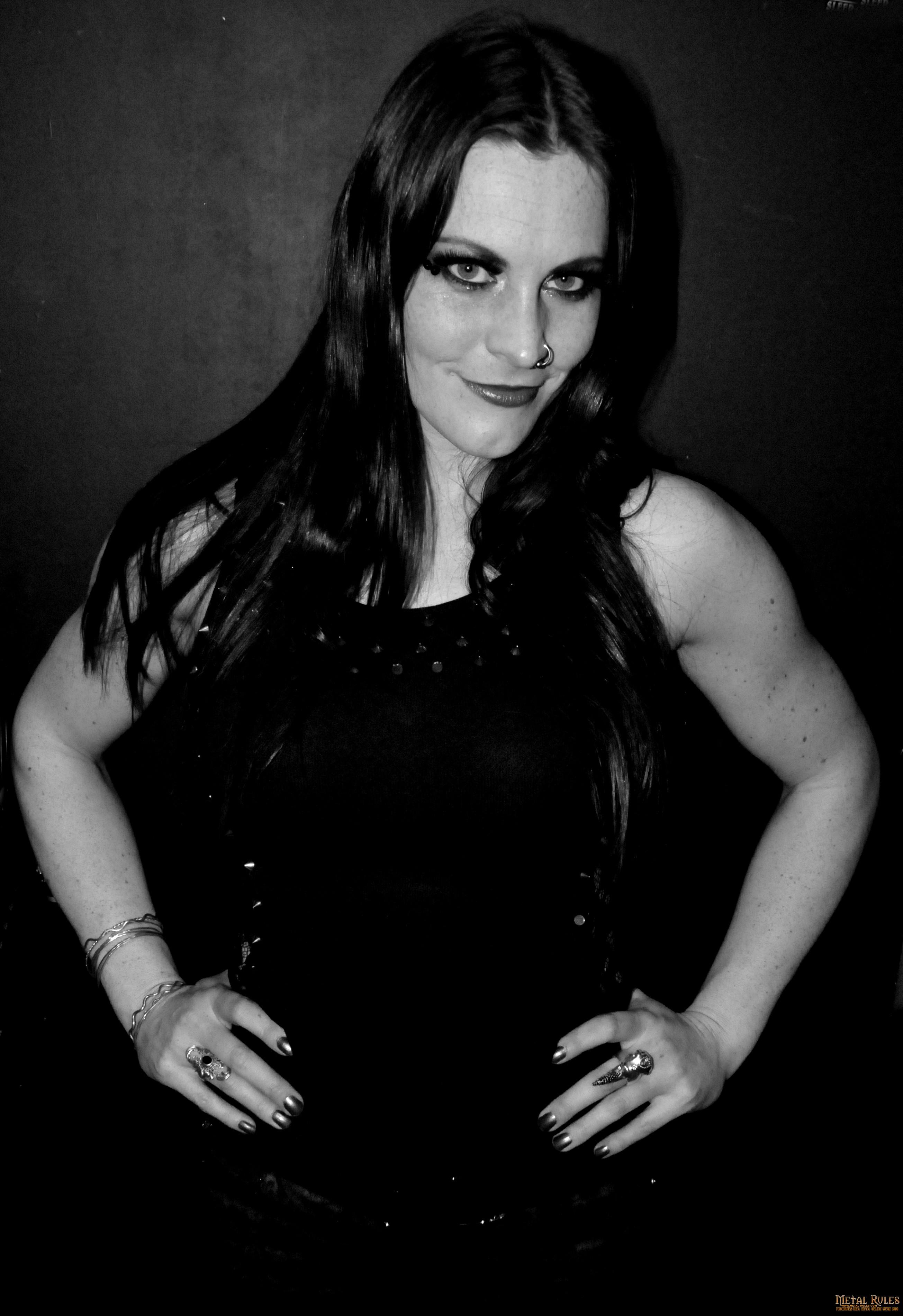 Floor jansen revamp nightwish metal for Floor nightwish