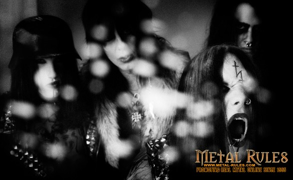 Photo by Axel Engström Courtesy of Metal Blade Records.