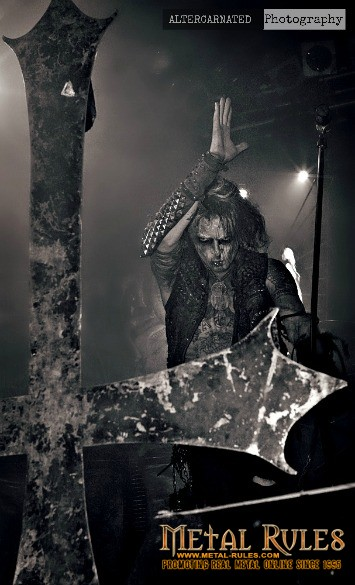 Watain @ The Electric Ballroom