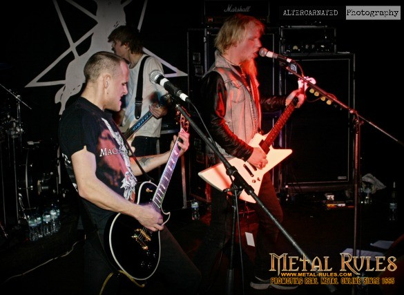 Critical Solution @ The Underworld