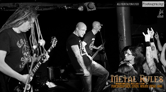 The Rotted @ The Underworld, Camden