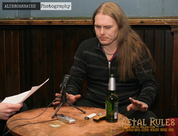 Carpathian Forest Interview