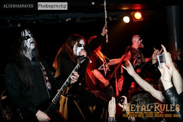 Carpathian Forest @ The Underworld, Camden