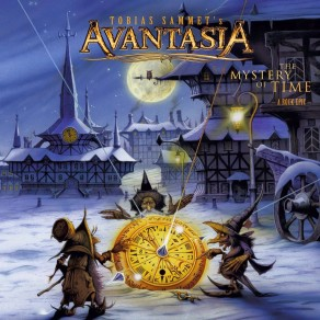 Tobias Sammett's Avantasia – The Mystery of Time
