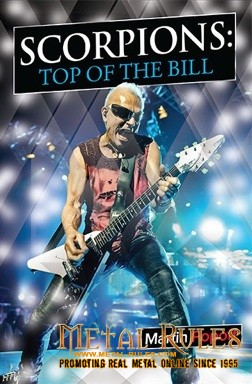 Martin Popoff – Scorpions, Top of the Bill
