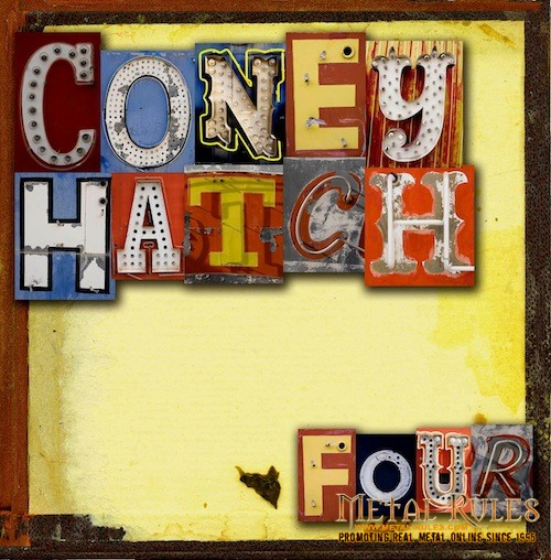 CONEY HATCH four COVER