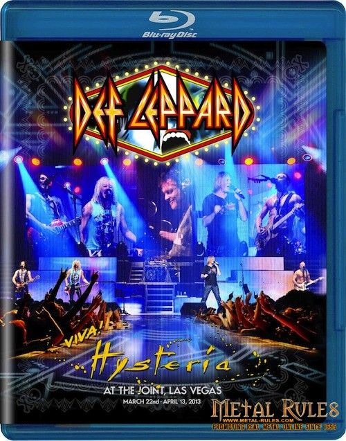 DEF LEPPARD vh BRAY_display