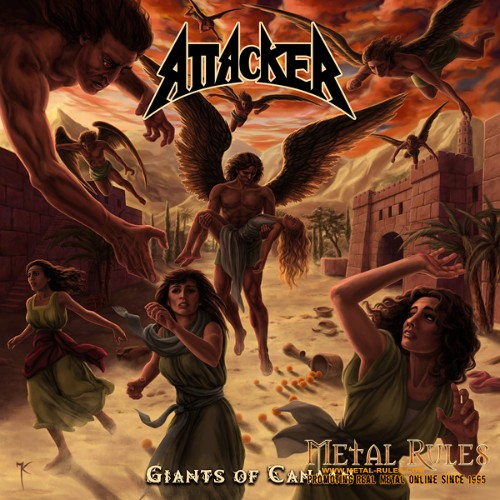 "2. Attacker ""Giants Of Canaan"""