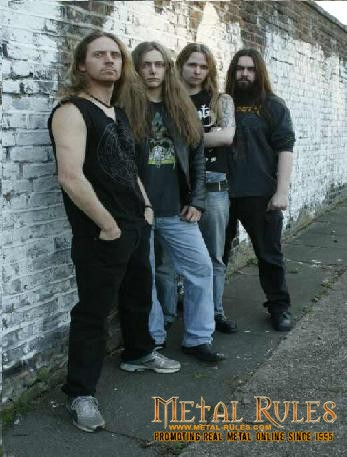 Savage Messiah Band Photo