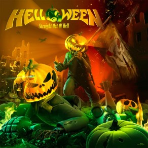 Helloween – Straight Out Of Hell