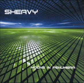 sHEAVY - Moons in Penumbra (2013)