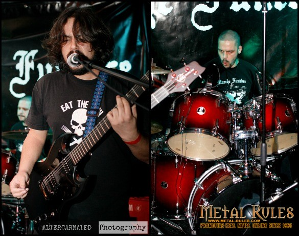 Marche Funebre @ The Black Heart