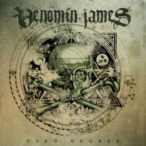 VENOMIN JAMES 33rd degree cover