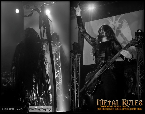 Cradle of Filth @ The Forum