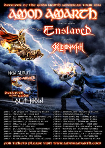 AmonAmarth.Tourposter