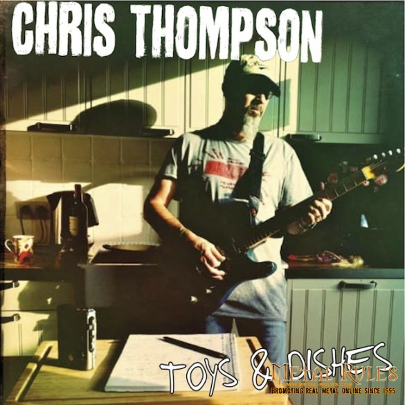 Chris Thompson cover