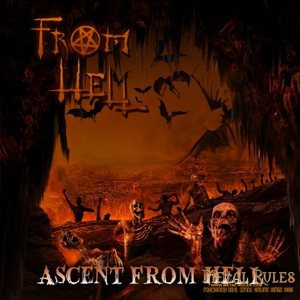 From Hell CD cover med res