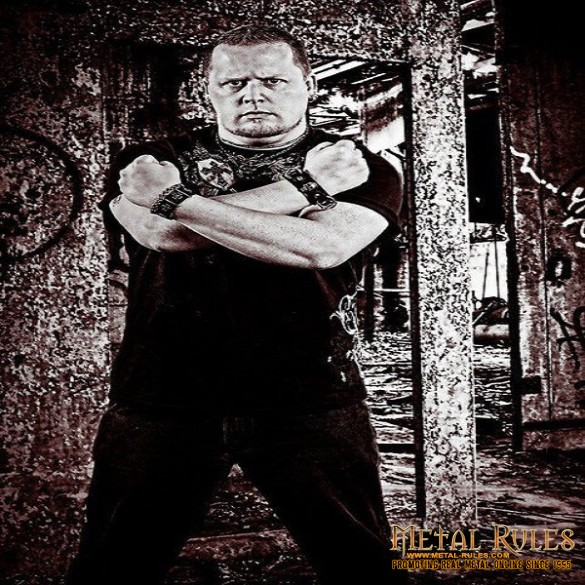 Hellscream - Norman Skinner (Vocals - Ex Imagika) 3 600