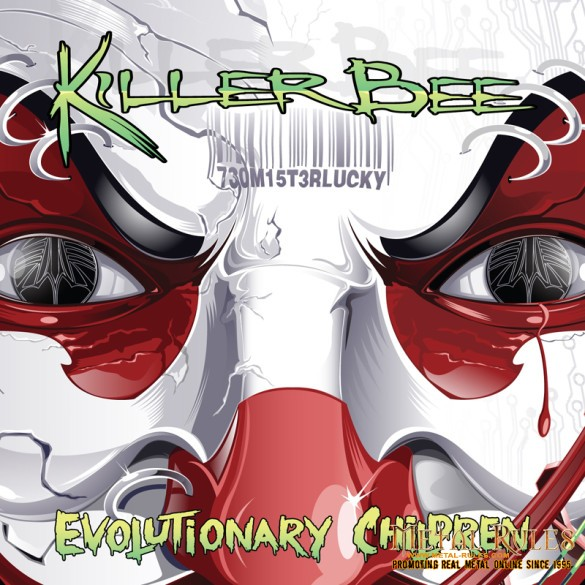 Killer_Bee_Evolutionary_Children_cover_2014