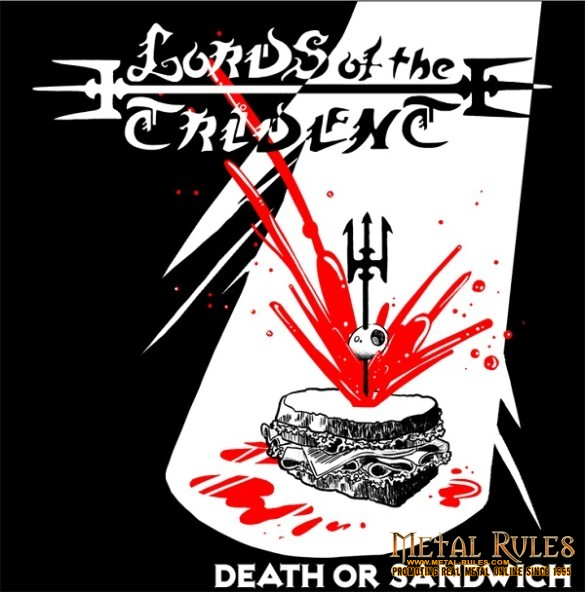LOTT - Death or Sandwich cd cover 600 x 600