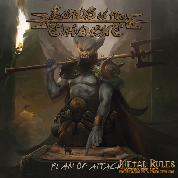 LOTT - Plan of Attack EP cover 600 x 600