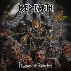 11. Iced Earth – Plagues of Babylon