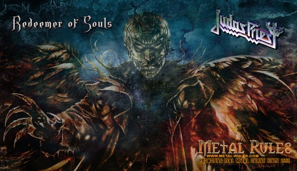 "JUDAS PRIEST - New song ""Redeemer of Souls"" Available"