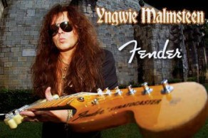 The king of neo-classical shred guitar, legendary guitar virtuoso Yngwie Malmsteen