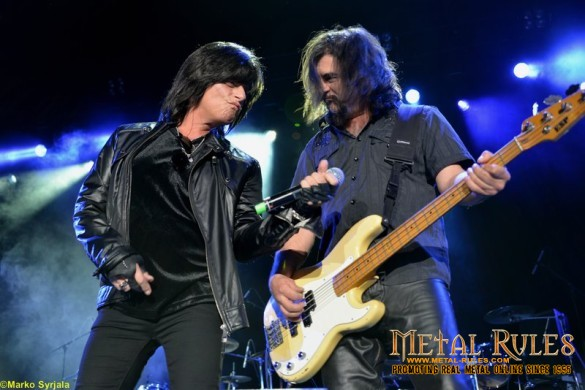 Joe Lynn Turner & Mike Davis
