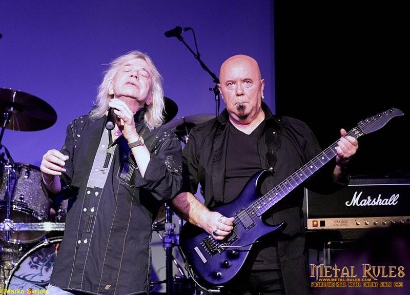 Bob Catley & Tony Clarkin
