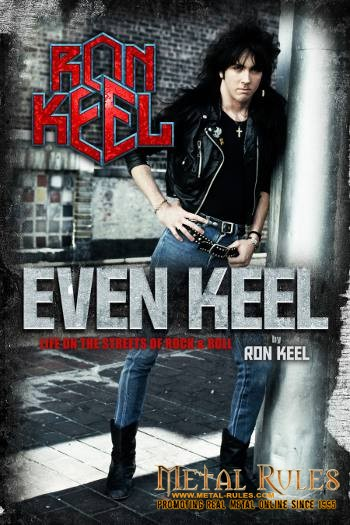 EVEN KEEL - Ron Keel