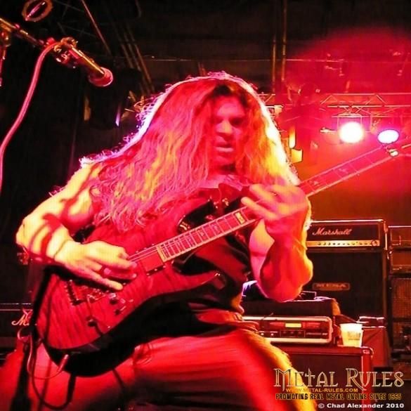 Hellscream - Dave Gacia (Guitars - Cage) 1 - 600 x 600