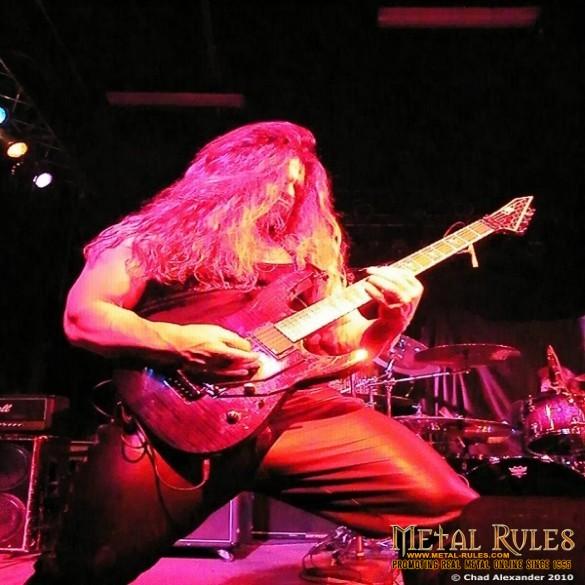 Hellscream - Dave Gacia (Guitars - Cage) 2 - 600 x 600