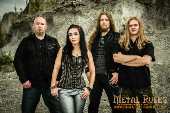 Crystal Viper Band