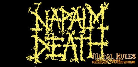NAPALM DEATH LOGO