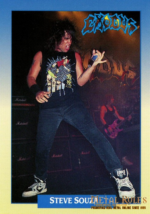 STEVE SOUZA OF HIS EXODUS ERA