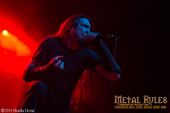 Goatwhore, ©  Photo Monika Deviat