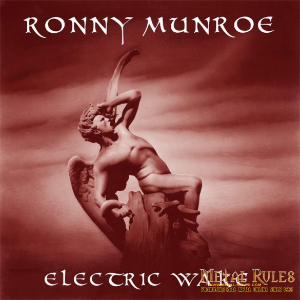 "Ronny Monroe - ""Electric Wake"""