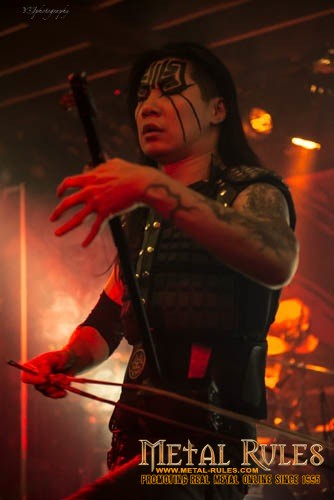 Chthonic-Paganfest 2014