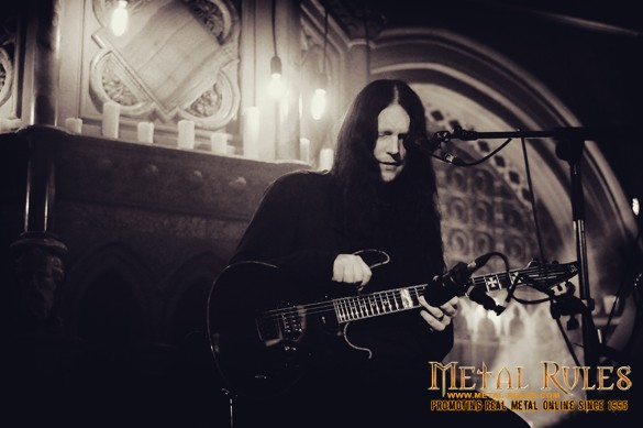 Katatonia Unplugged