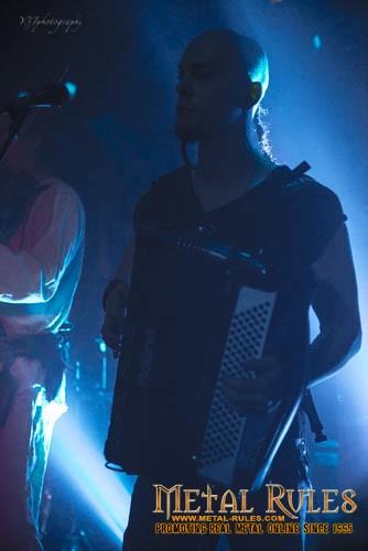 Korpiklaani- Paganfest  2014  Calgary