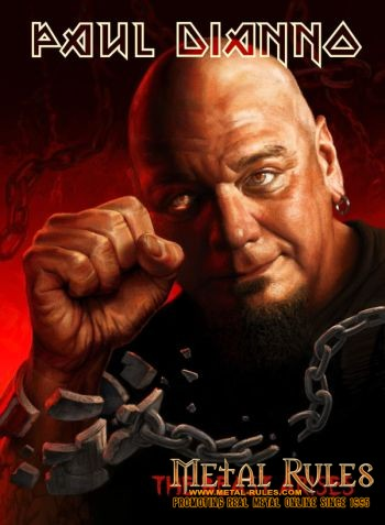 Paul Di'Anno_The Beast Arises_DVD
