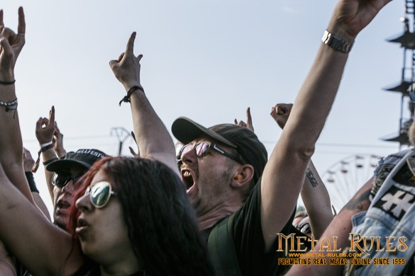 Hellfest Crowd