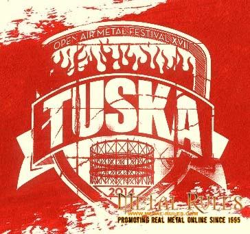 Tuska 2014 Poster